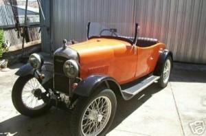 Amilcar C4 Adelaide